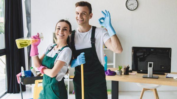 Hulp bij het huishouden